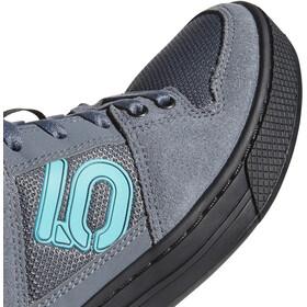adidas Five Ten Freerider Scarpe Per Mountain Bike Donna, onix/shock green/core black